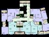 "Схема квартиры в проекте ""Белый парк-2""- #968261697"