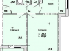 """Схема квартиры в проекте """"Букино""""- #1466827961"""