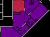 """Схема квартиры в проекте """"Букино""""- #742729319"""