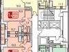 """Схема квартиры в проекте """"Центральный""""- #649746812"""