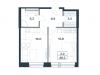 "Схема квартиры в проекте ""Citimix (Ситимикс)""- #791825718"
