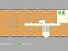 """Схема квартиры в проекте """"Clerkenwell House (Клеркенвелл Хаус)""""- #454542156"""