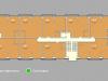 """Схема квартиры в проекте """"Clerkenwell House (Клеркенвелл Хаус)""""- #1688266208"""