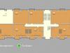 """Схема квартиры в проекте """"Clerkenwell House (Клеркенвелл Хаус)""""- #51983075"""