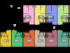 """Схема квартиры в проекте """"Cleverland (Клеверленд)""""- #312036220"""