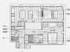 "Схема квартиры в проекте ""Din Haus""- #47723569"