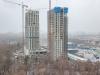 Жилой комплекс Discovery Park — фото строительства от 07 февраля 2020 г., пятница - #208467545