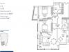 """Схема квартиры в проекте """"Долина сетунь""""- #742417656"""
