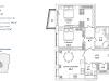 """Схема квартиры в проекте """"Долина сетунь""""- #717531604"""