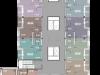 """Схема квартиры в проекте """"Дом на Рижской""""- #1039656205"""