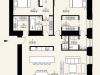 """Схема квартиры в проекте """"Дом с Атлантами""""- #2059527082"""