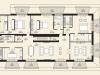 """Схема квартиры в проекте """"Дом с Атлантами""""- #441934071"""