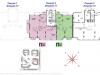 "Схема квартиры в проекте ""Dominion (Доминион)""- #726522523"