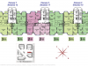 "Схема квартиры в проекте ""Dominion (Доминион)""- #1069934403"