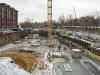 Жилой комплекс Донской квартал — фото строительства от 07 февраля 2020 г., пятница - #648256241