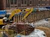 Жилой комплекс Донской квартал — фото строительства от 07 февраля 2020 г., пятница - #1009415747