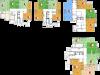 """Схема квартиры в проекте """"Эко Видное""""- #964041337"""