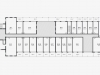 """Схема квартиры в проекте """"Fabrik""""- #1123026319"""