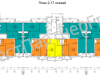 "Схема квартиры в проекте ""Фламинго""- #524854185"