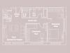 "Схема квартиры в проекте ""Fresh (Фрэш)""- #2126782217"