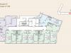 """Схема квартиры в проекте """"Гагаринский""""- #932426210"""