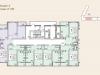 """Схема квартиры в проекте """"Гагаринский""""- #1377888539"""