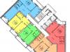 """Схема квартиры в проекте """"Гоголя-2""""- #361316143"""