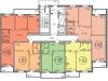 """Схема квартиры в проекте """"Гоголя-2""""- #1131025695"""