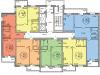 """Схема квартиры в проекте """"Гоголя-2""""- #1759832885"""