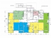 """Схема квартиры в проекте """"Голицын Парк""""- #2000293188"""