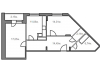 """Схема квартиры в проекте """"Горельники""""- #758215634"""