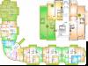 "Схема квартиры в проекте ""Горизонт""- #102856415"