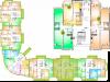 "Схема квартиры в проекте ""Горизонт""- #1687294261"