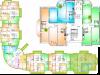 "Схема квартиры в проекте ""Горизонт""- #829741577"