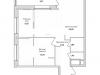 "Схема квартиры в проекте ""Грани""- #669864655"