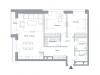 "Схема квартиры в проекте ""Hill 8""- #962644364"