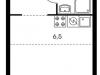 "Схема квартиры в проекте ""Holland park""- #668202863"