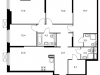 "Схема квартиры в проекте ""Holland park""- #427565083"
