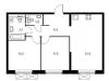 "Схема квартиры в проекте ""Holland park""- #405484419"