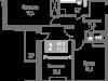 "Схема квартиры в проекте ""Измайлово Lane""- #852867223"