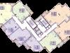 """Схема квартиры в проекте """"Калараш""""- #114059102"""