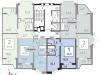 """Схема квартиры в проекте """"Катюшки-2""""- #856420059"""