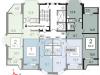 """Схема квартиры в проекте """"Катюшки-2""""- #1733454823"""