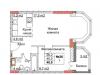 """Схема квартиры в проекте """"Клюквенный""""- #1872054720"""
