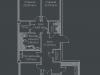 "Схема квартиры в проекте ""Knightsbridge Private Park (Найтсбридж Приват Парк)""- #2053076950"