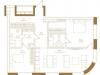 """Схема квартиры в проекте """"Композиция №24""""- #474240395"""