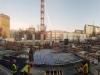 Жилой комплекс Композиция №24 — фото строительства от 07 февраля 2020 г., пятница - #824320643