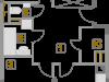 """Схема квартиры в проекте """"Котельнические высотки""""- #418316777"""