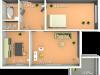 """Схема квартиры в проекте """"Кристалл-Хаус""""- #723738738"""