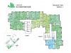 "Схема квартиры в проекте ""Квартал на Никулинской""- #1386726492"